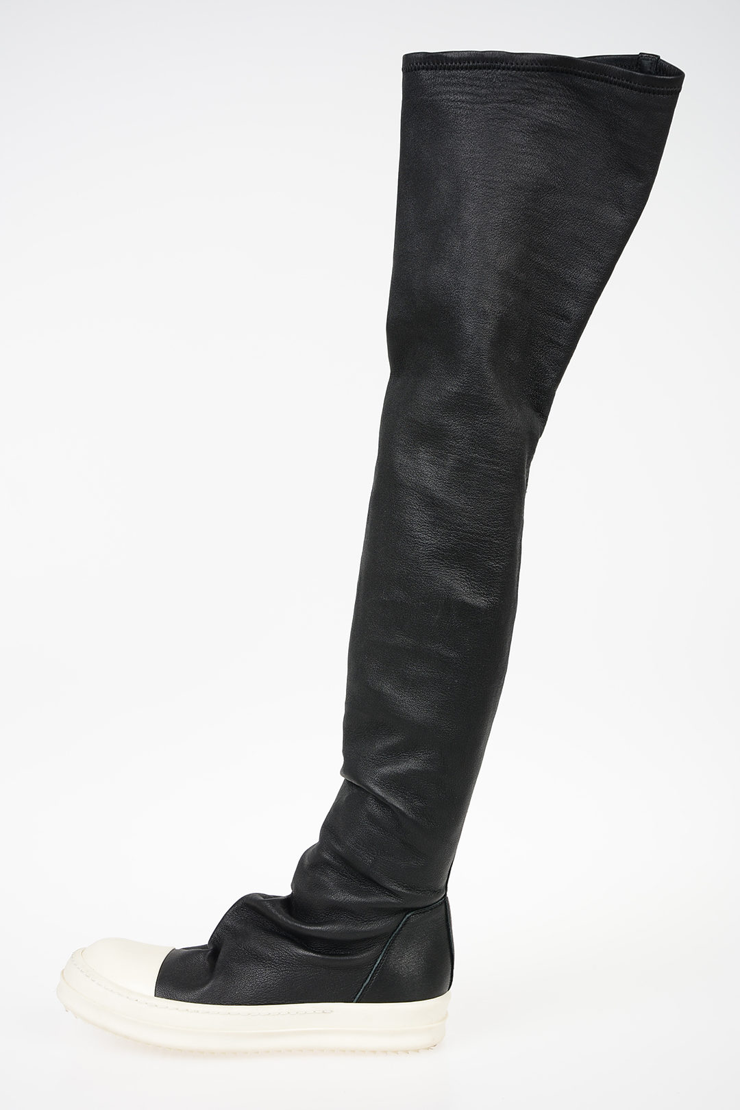 Rick Owens Leather STOCKING Boots women