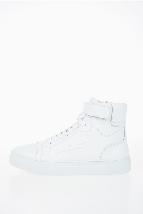 Leather THUNDER BASKET Sneakers