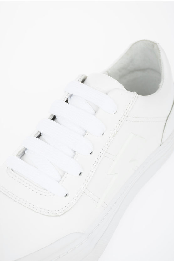 Leather THUNDERBOLT SKATER LOW Sneakers
