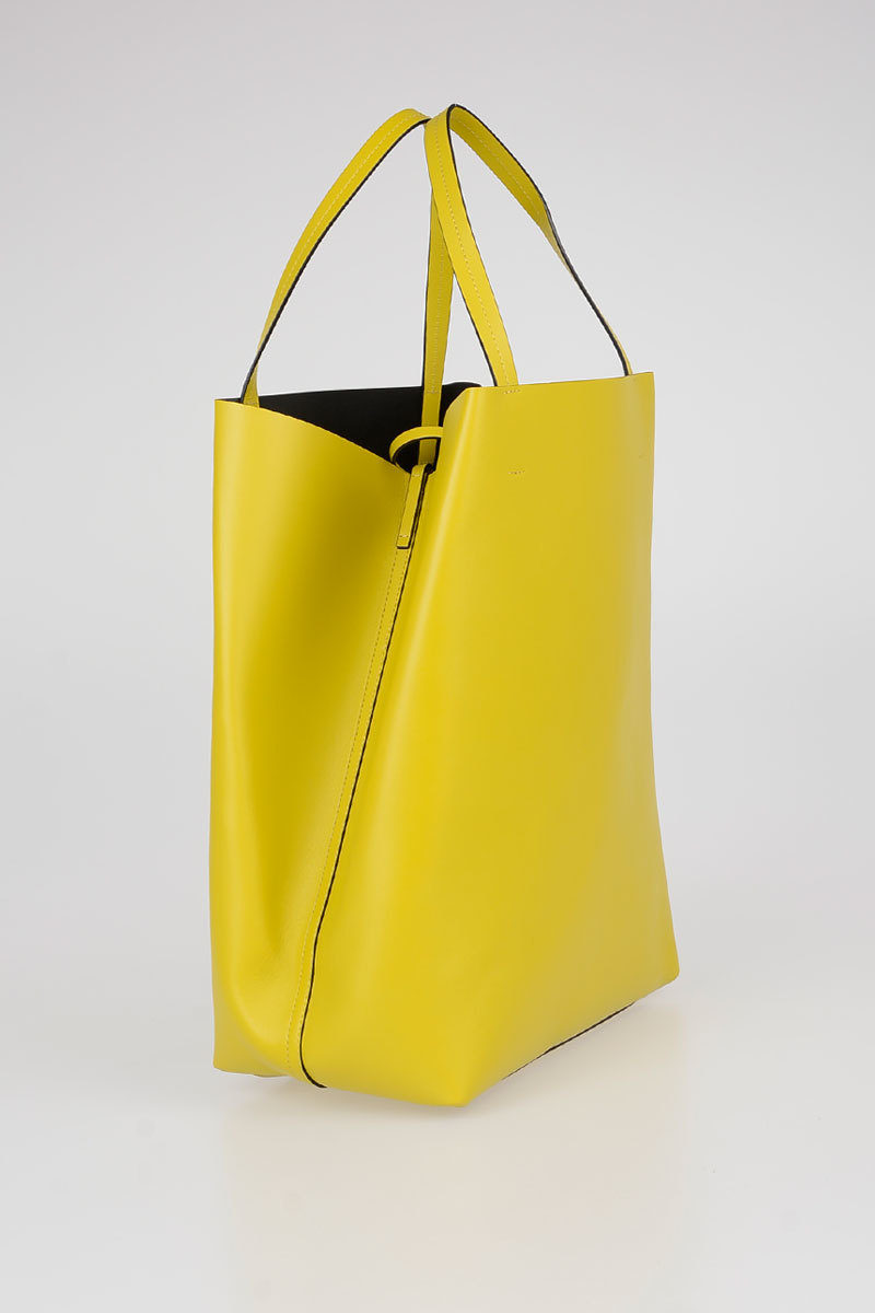 77c5ec10ee Marni Leather Tote Bag women - Glamood Outlet