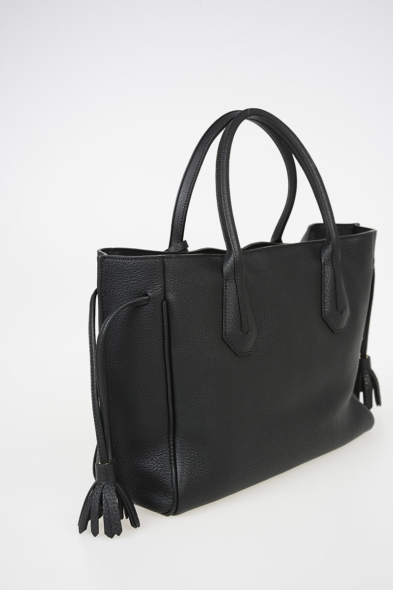 e2ab3416e412 Longchamp Leather Tote Bag women - Glamood Outlet