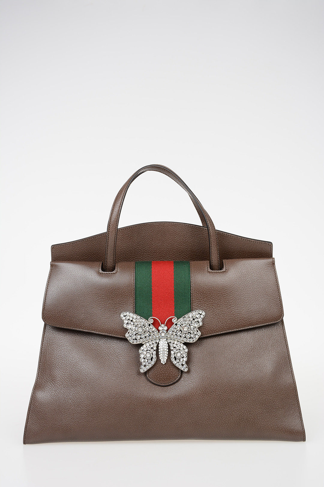 b61761582bb6 Gucci Leather TOTEM Tote Bag women - Glamood Outlet