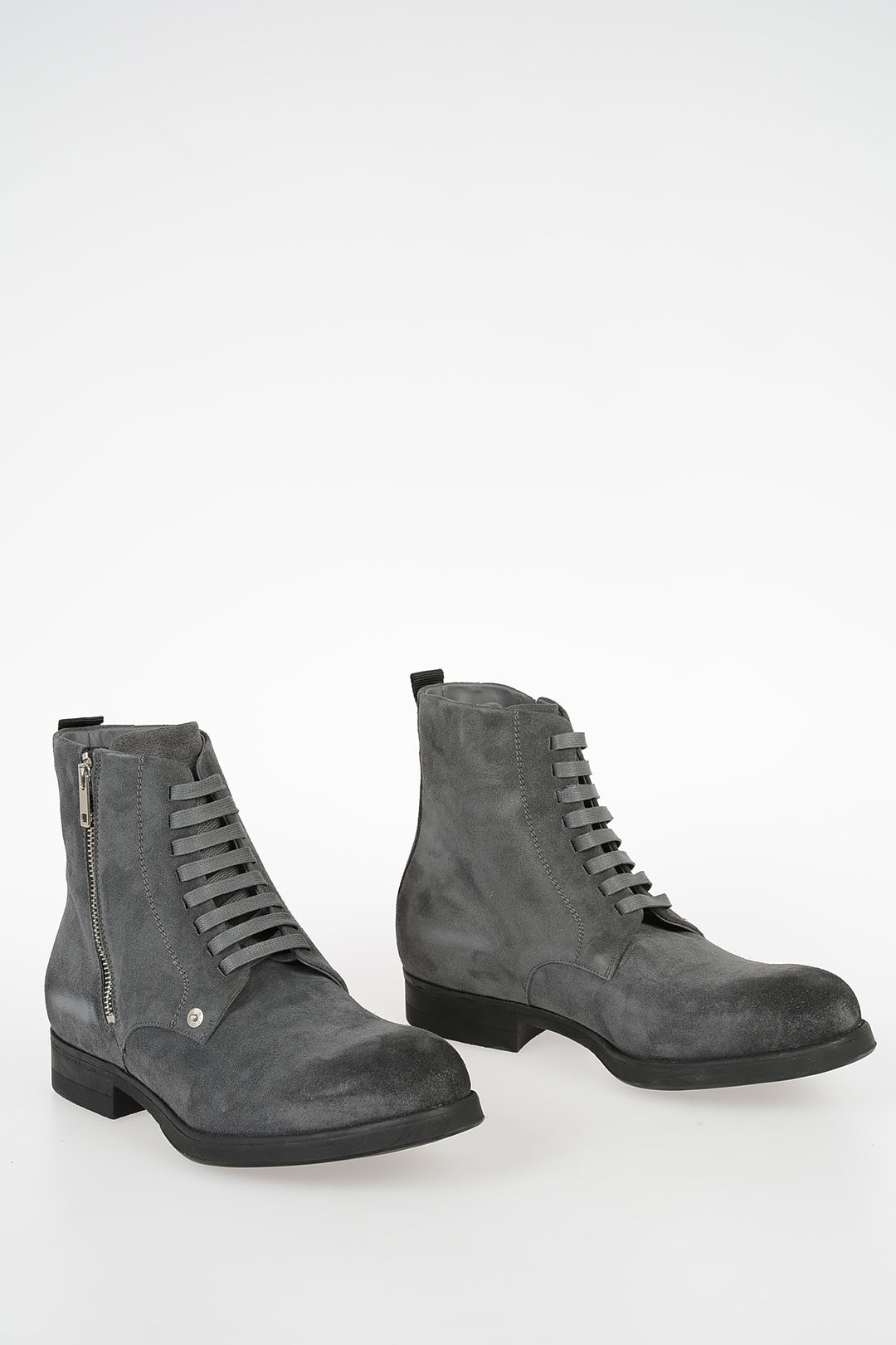 6b0816fef74 Leather VICIOUS Ankle Boots