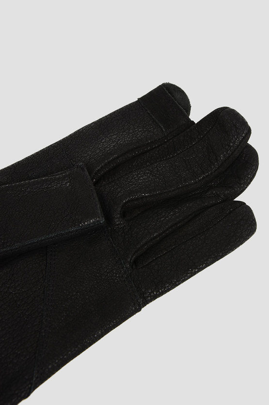 Leather with Studs LONG GLOVE BAR1