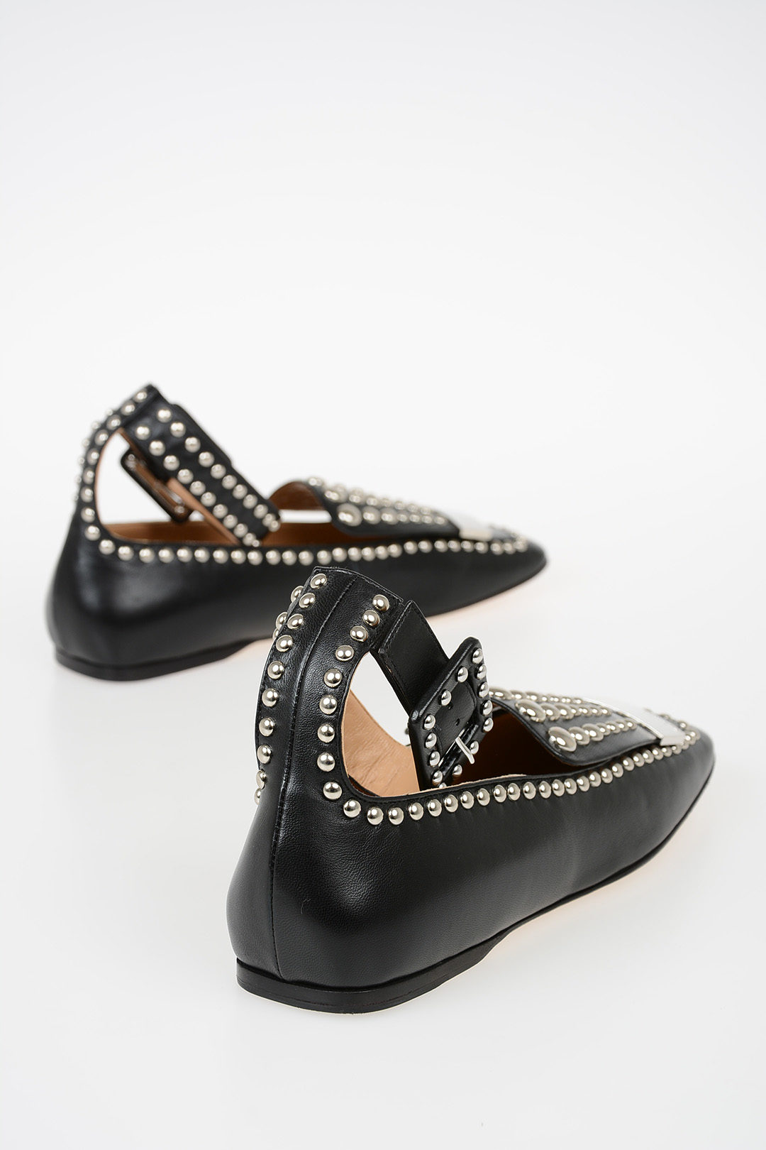 8b8b738e6 Sergio Rossi Loafaers with Studs women - Glamood Outlet