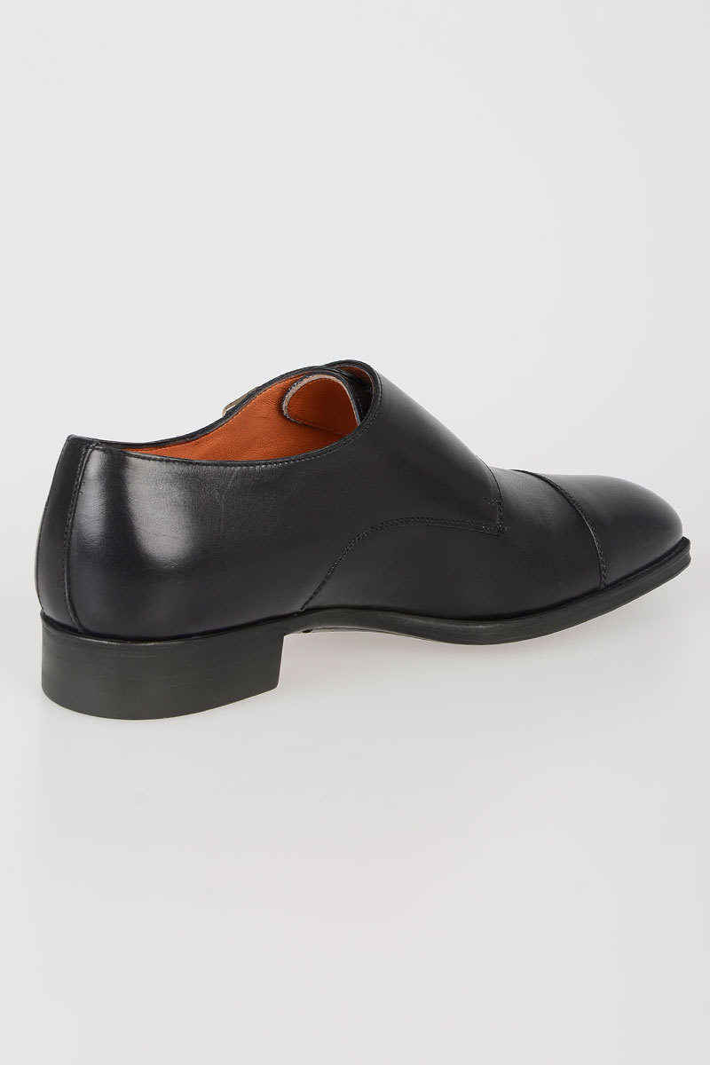94bb5daae9a Santoni Loafer with Buckle men - Glamood Outlet