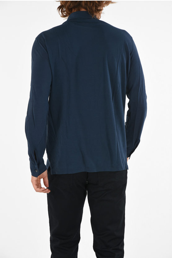 Long Sleeve OPERA Polo