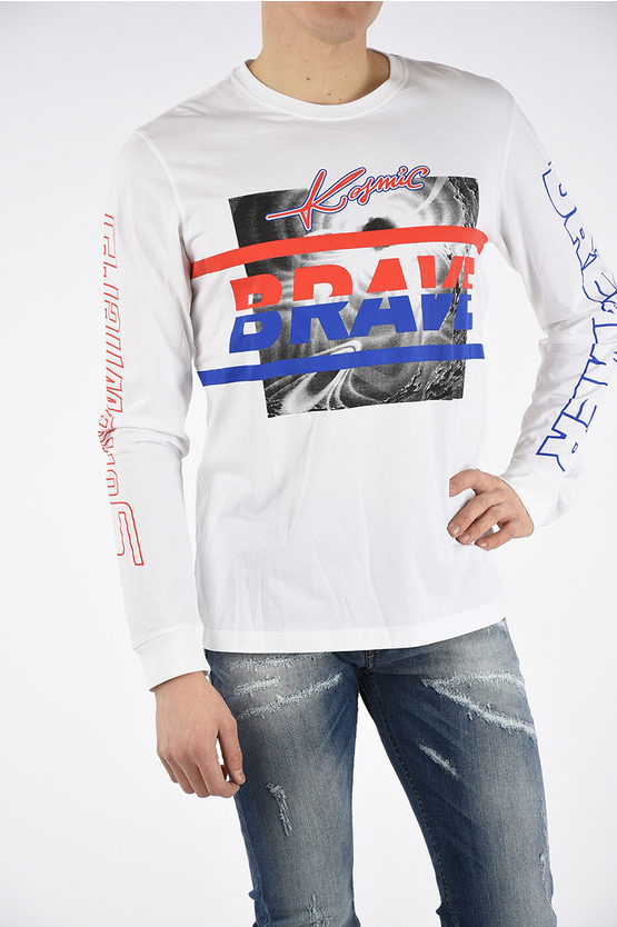 Long Sleeves T-JOE-LS-SC T-shirt