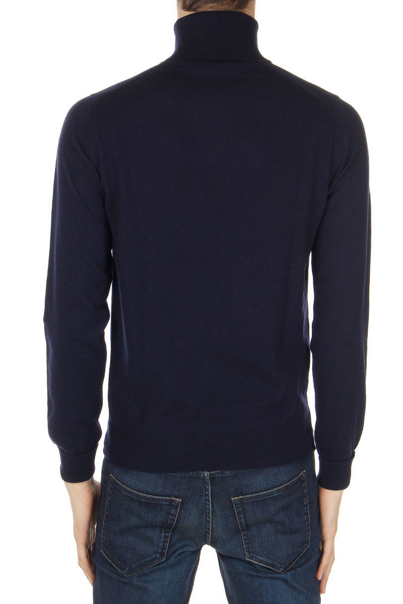check-out f72e4 6de32 Maglione Collo Alto in Cashmere