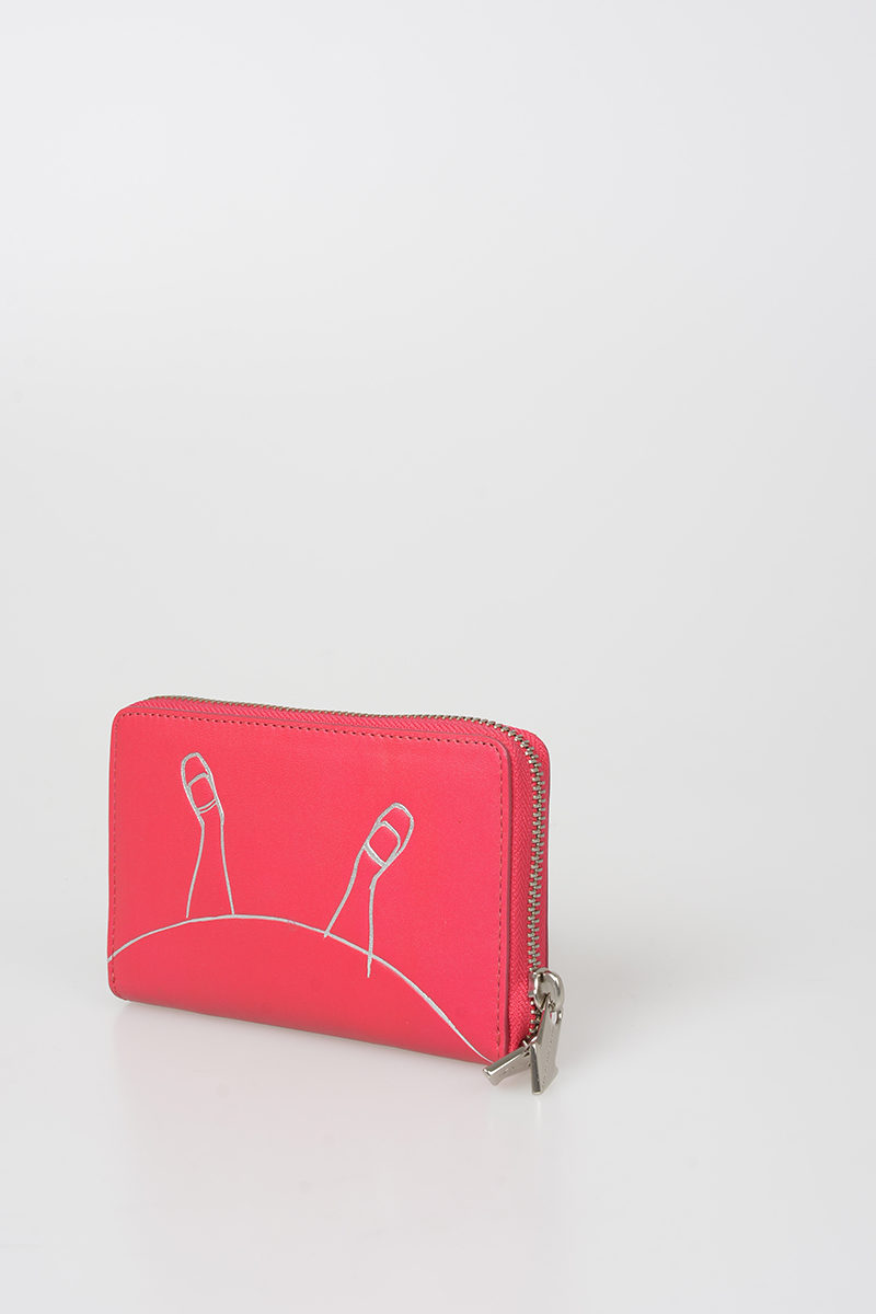 3010589a60b Marc Jacobs MARC Leather Wallet women - Glamood Outlet