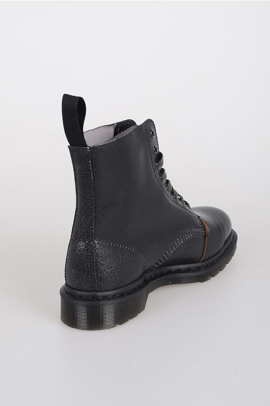 MARNI Dr PASCAL Outlet in Pelle Martens Anfibio Glamood Zawz85wfqn