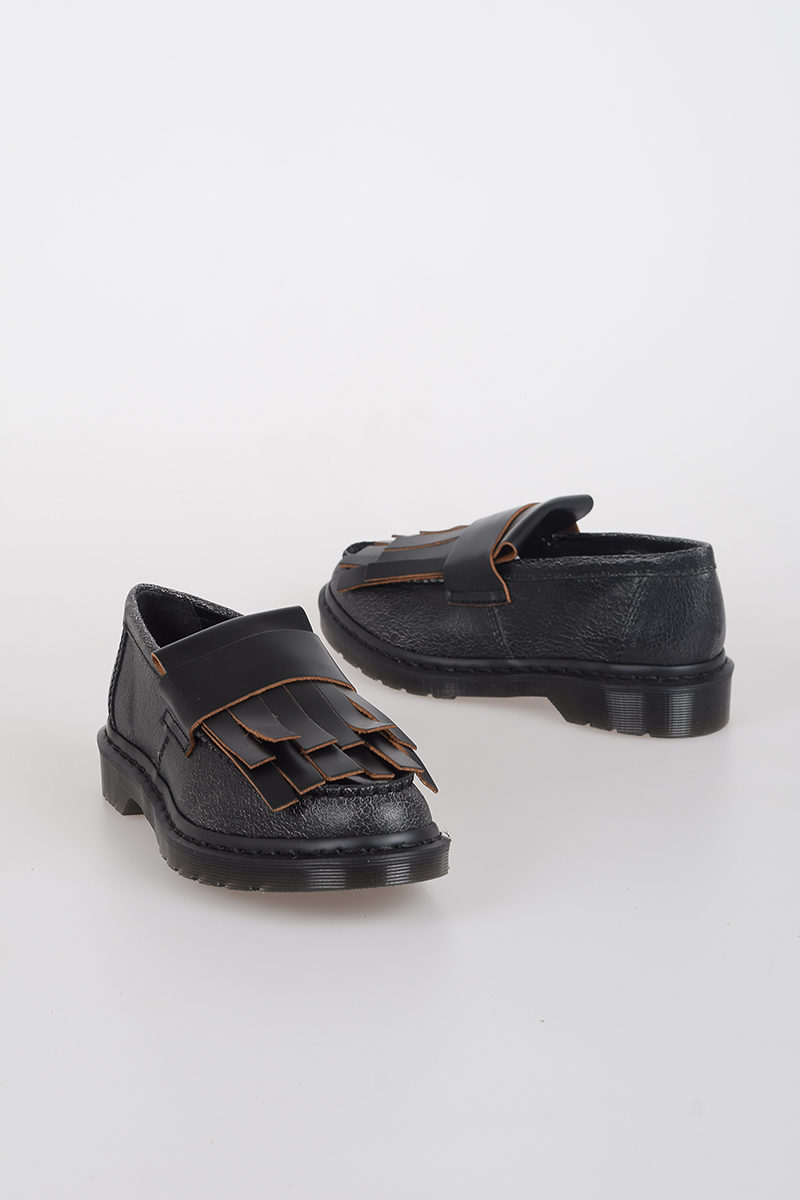good preview of los angeles Dr Martens MARNI Leather ADRIAN MZ Fringes Loafer women - Glamood ...