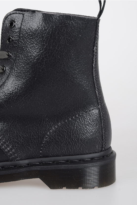 MARNI Leather PASCAL Combat Boots
