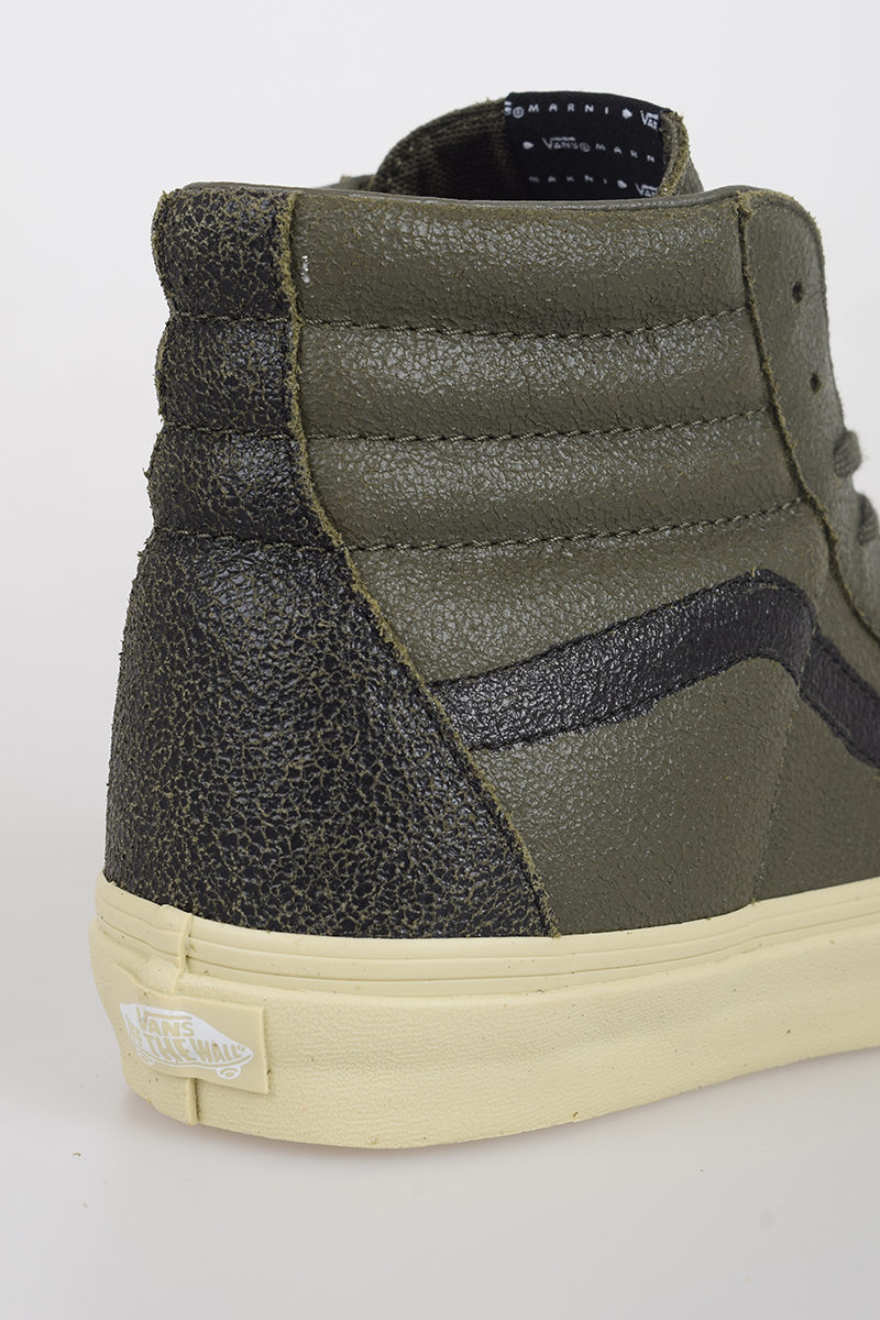 Vans MARNI Sneakers Alte uomo - Glamood Outlet 6aeda3f91ba