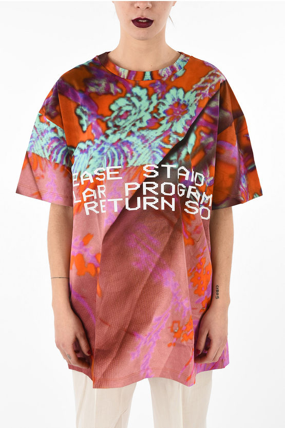 MM1 Printed Oversized T-shirt