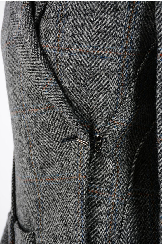 MM1 Virgin Wool Blazer with back split