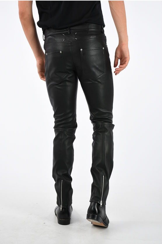 MM10 Leather Pants