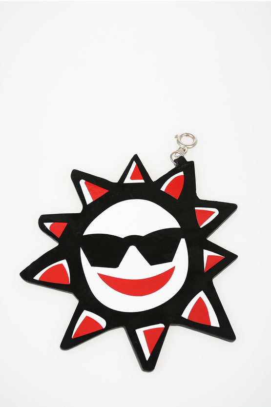 MM11 Key Ring with Sun Pendant