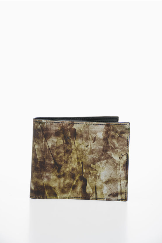 MM11 Laminate Leather Wallet