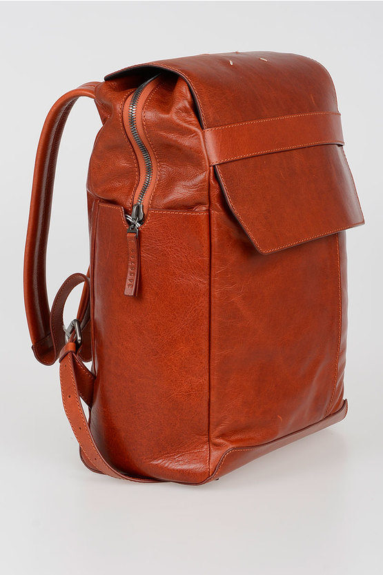MM11 Leather Back Pack