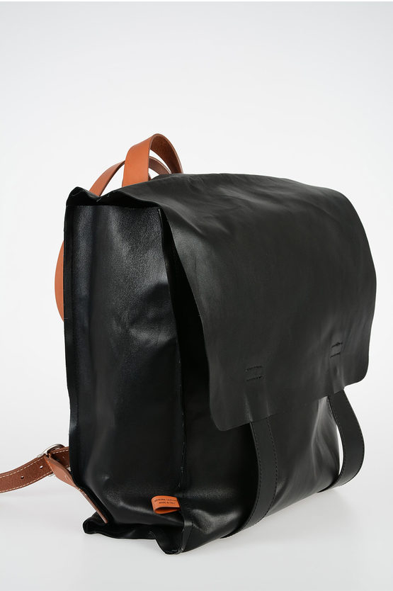 MM11 Leather Backpack