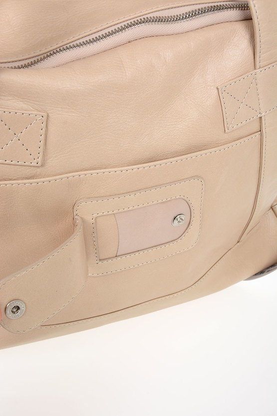 MM11 Leather Briefcase Bag