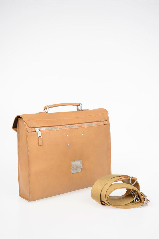 MM11 Leather Business Bag