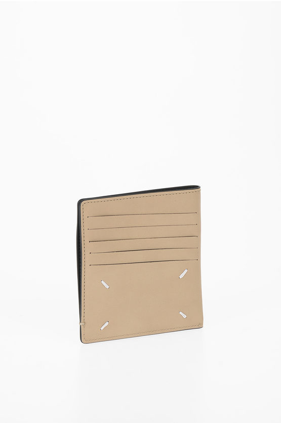 MM11 Leather Card Holder Wallet
