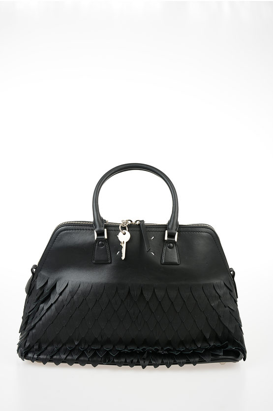MM11 Leather Hand Bag