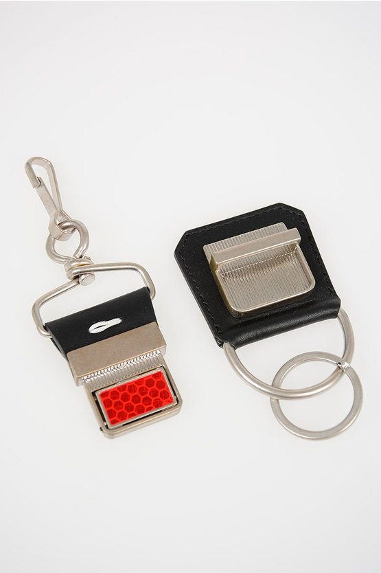 MM11 Leather Key Ring