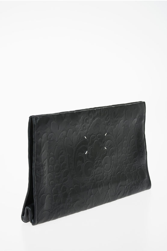 MM11 Leather Pochette Bag