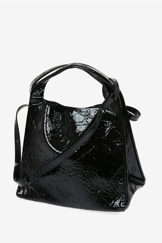 MM11 Leather Shopping Bag