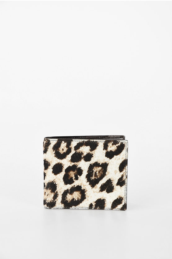 MM11 Leather Speckled Wallet