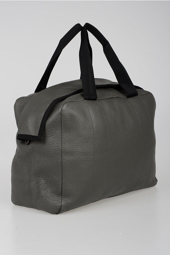 MM11 Leather Travel Duffle Bag
