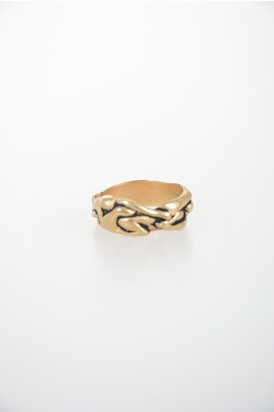 MM11 Ring with etching