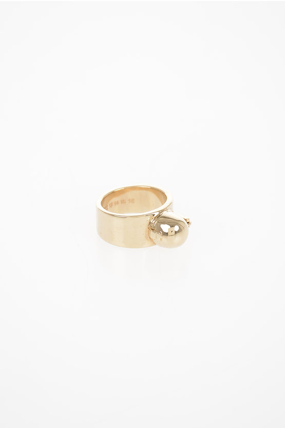 MM11 Ring with Pearl
