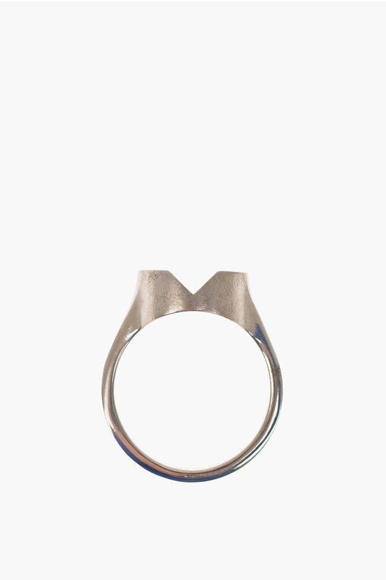 MM11 Silver signet ring