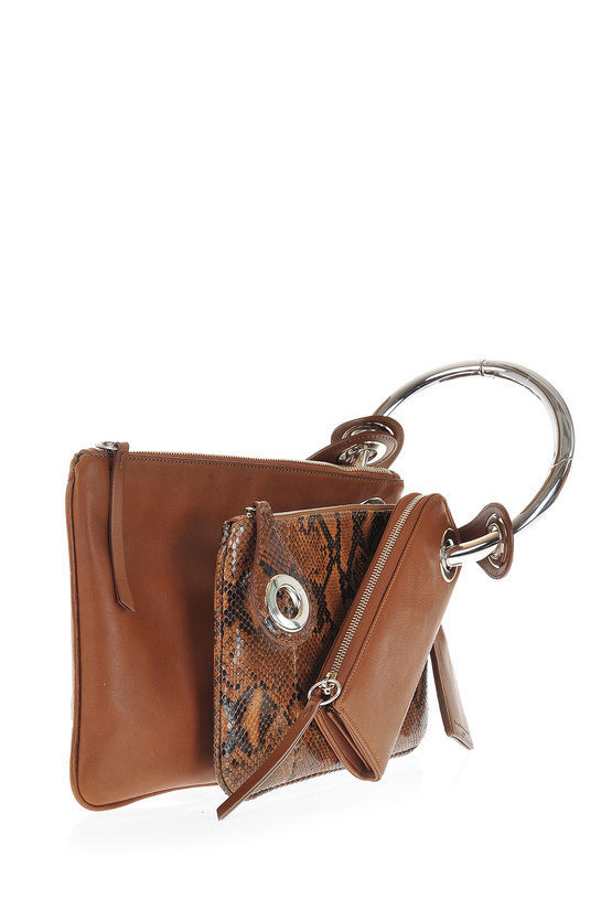 MM11 Two Handbags with Wallet