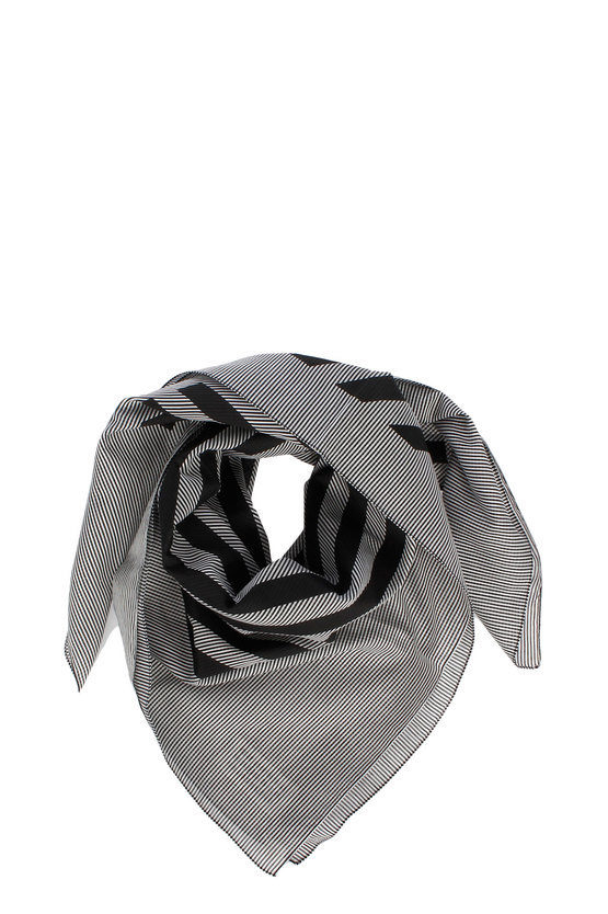 MM14 Cotton and Silk Scarf 82 X 82 CM