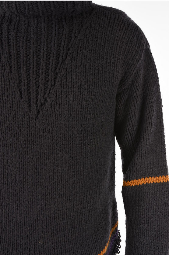 MM14 Hand Made Pullover