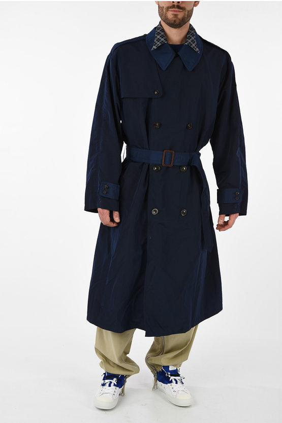 MM14 Tech Trench Coat with Shirt