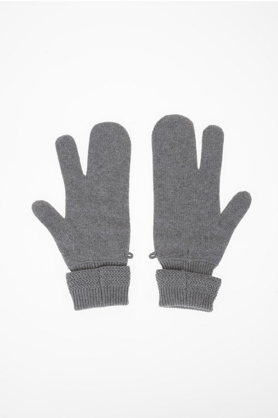 MM14 Wool and Cashmere Gloves