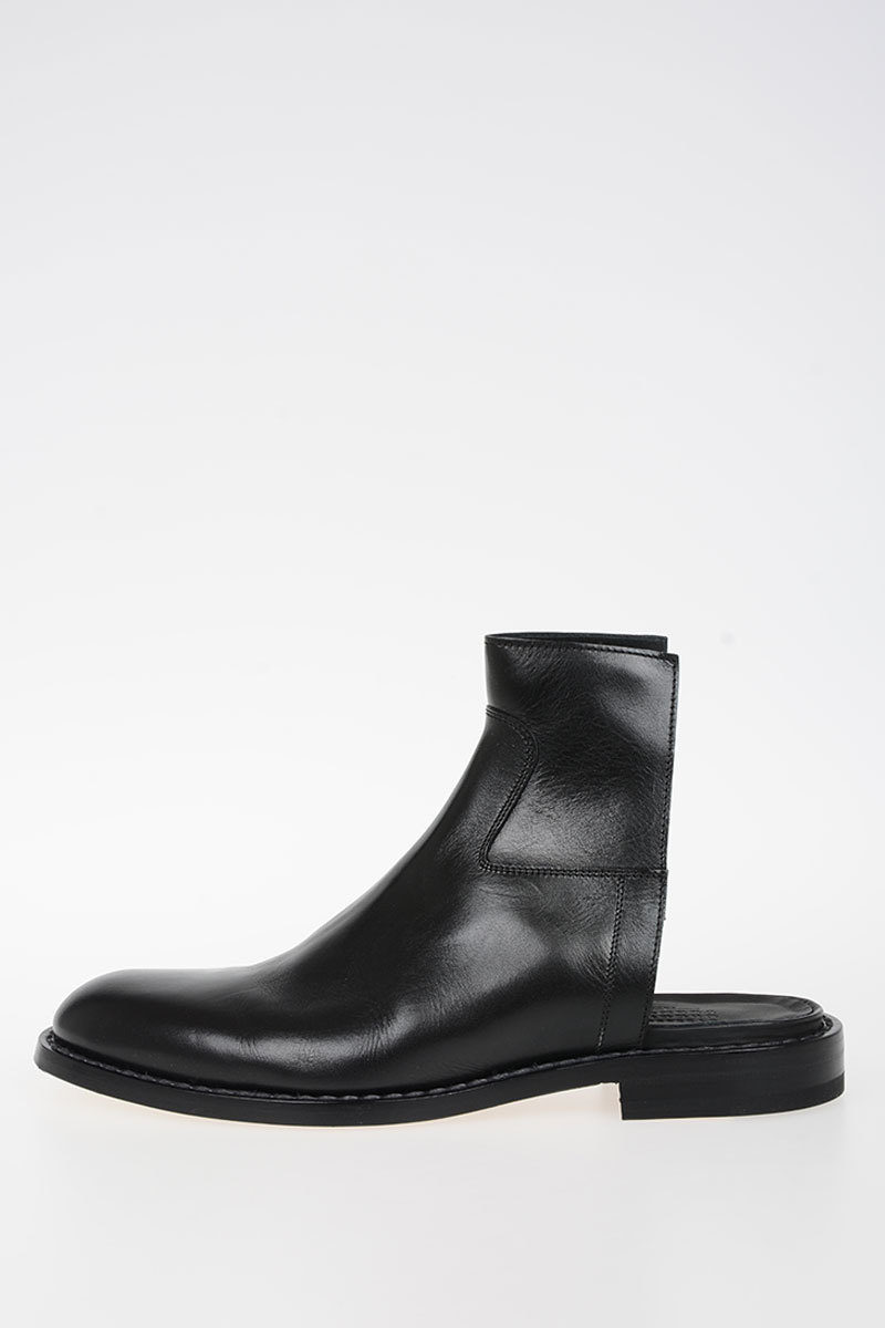 special promotion great discount for get cheap MM22 Cut-Out Rear Chelsea Boots