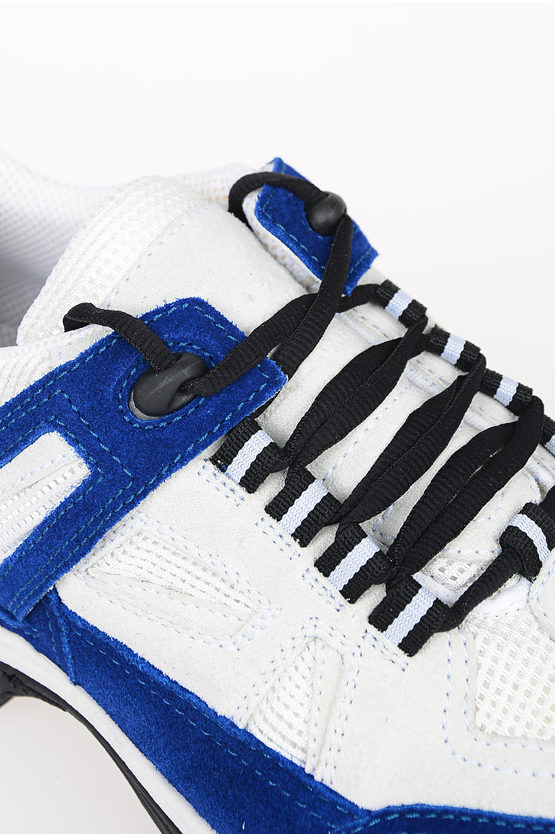 MM22 Fabric and Leather SECURITY Sneakers
