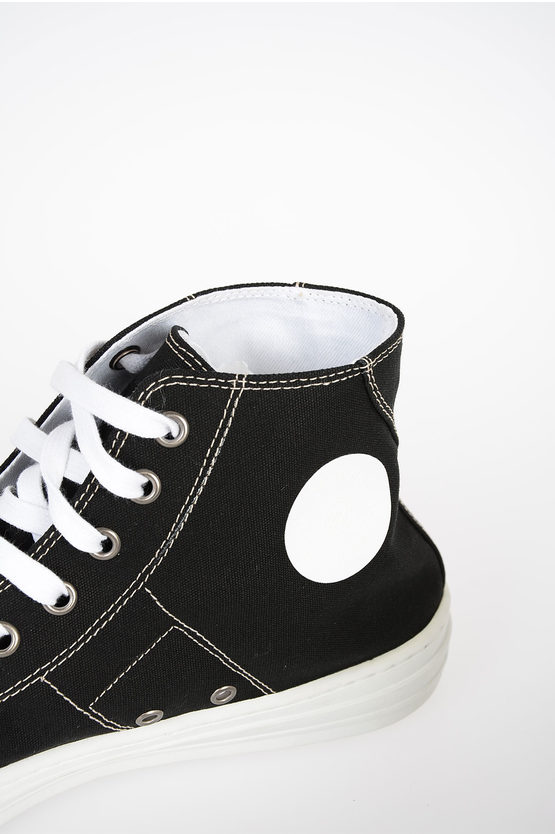 MM22 Fabric High Sneakers
