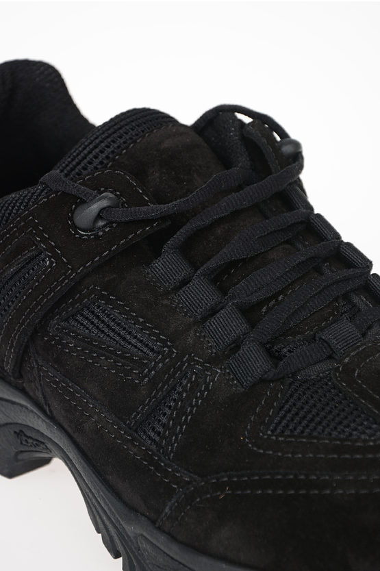 MM22 Fabric Leather SECURITY Sneakers
