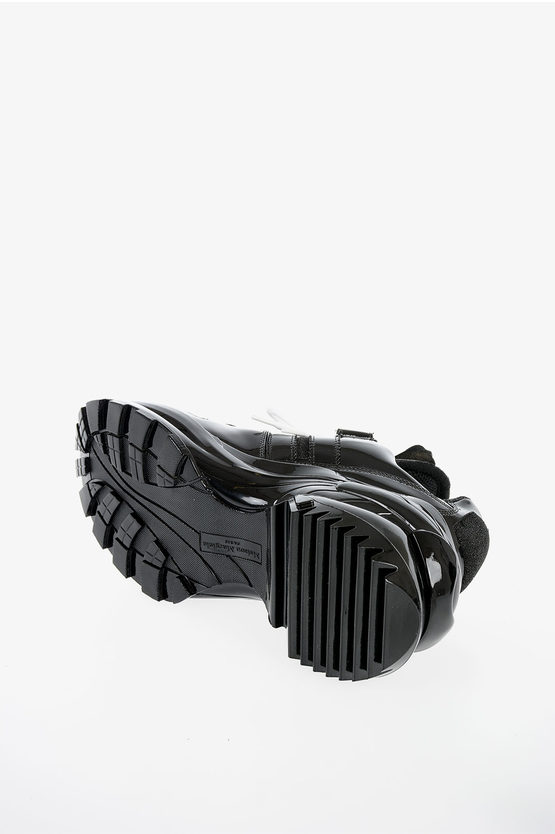 """MM22 Faux Leather """"RETRO FIT"""" Sneakers"""