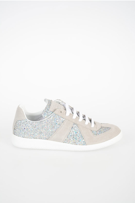 MM22 Glittered Sneakers