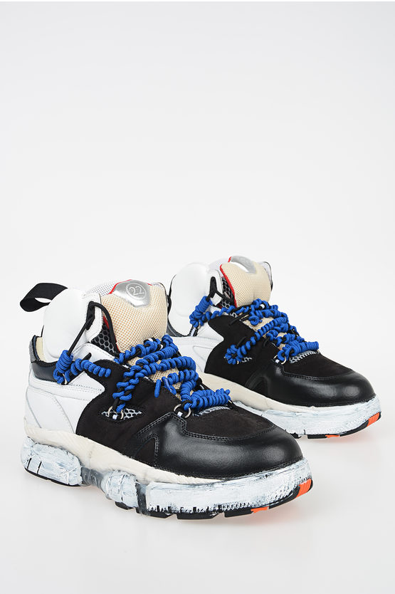 MM22 High FUSION Sneakers