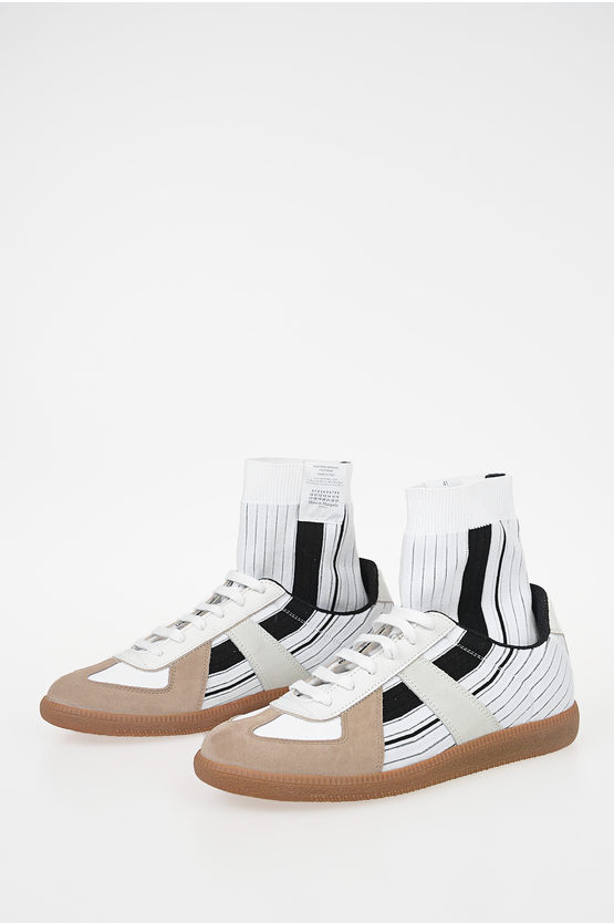 MM22 High Sneakers